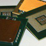 CPU Processor Chips