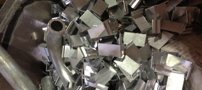 Photo of AL Machine Cuts
