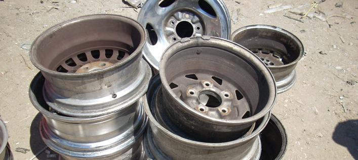 Photo of All Aluminum Rims