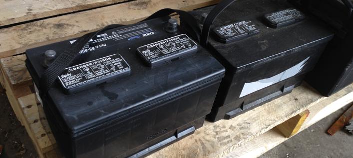 Photo of Car Batteries
