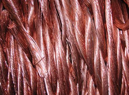 Copper Bare Bright