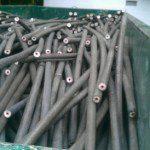 Heliax Scrap Wire