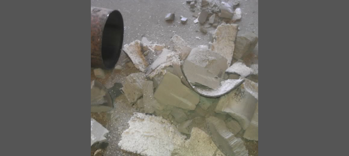 Photo of Loose Material
