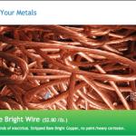 Scrap Metal Prices August 12 2013