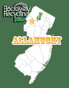 A Scrap Metal Yard Near Allamuchy NJ