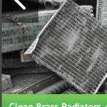 Scrap Car Radiator