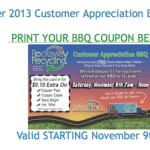 Customer Appreciation Day at Rockaway Recycling