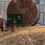 Scrap Metal From Refineries