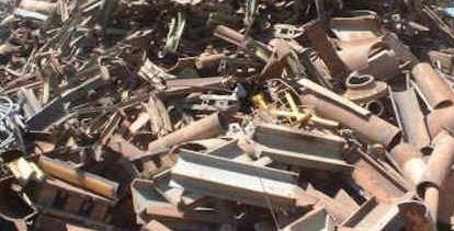 Steel Scrap Metal in New Jersey