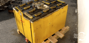who buys Battery scrap close to New York City