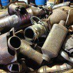 Catalytic Converters for Scrap