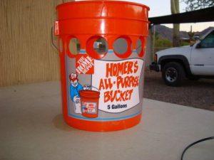 bucket tips