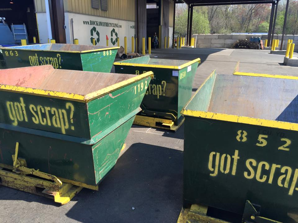 quick tips for visiting rockaway recycling
