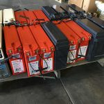 Cell Site Lead Batteries