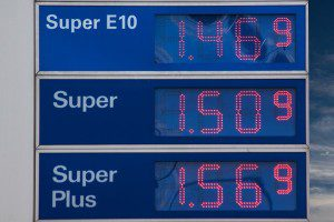 gas prices for scrap metal