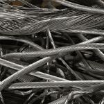 Clean Aluminum Wire