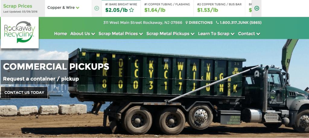 New Rockaway Recycling Website