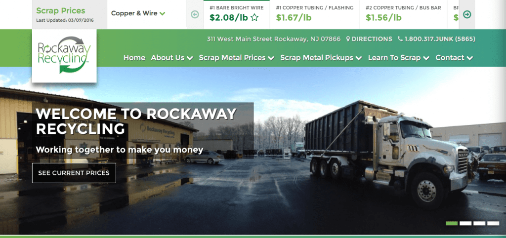 Rockaway Recycling Homepage