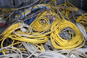 Types of Scrap Metal Wire