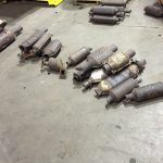 Determining Different Types of Scrap Catalytic Converters