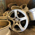 MATERIAL UPDATE: Aluminum Rims