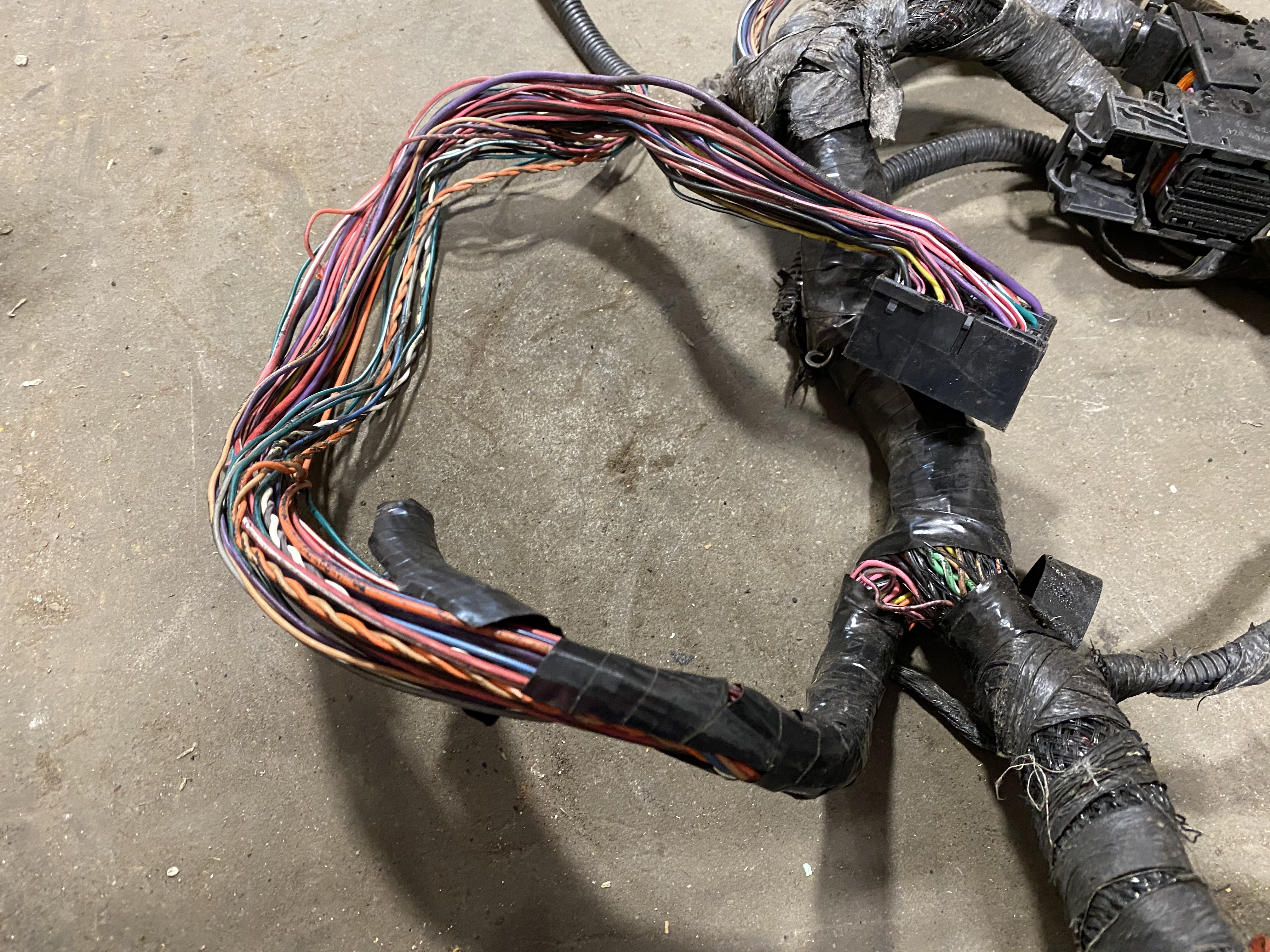 Car Harness Wires